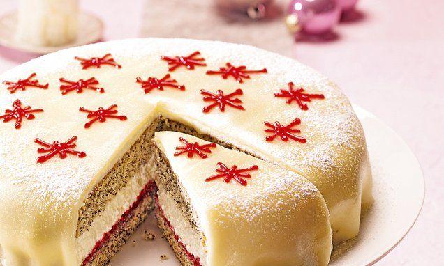 Photo of Poppy seed marzipan cake