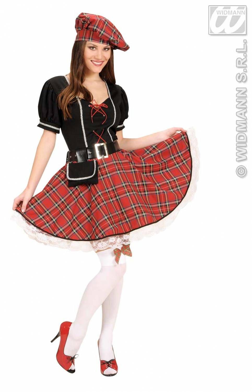 scottish girl halloween costume