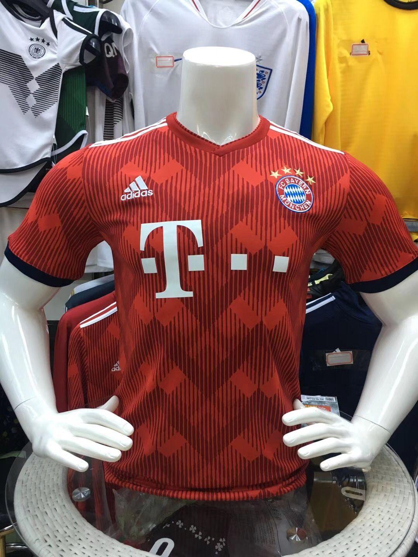 26305928aee997 Bayern home fans jersey 2018-2019 club whatsapp:+8613517692618 football  jersey soccer jersey