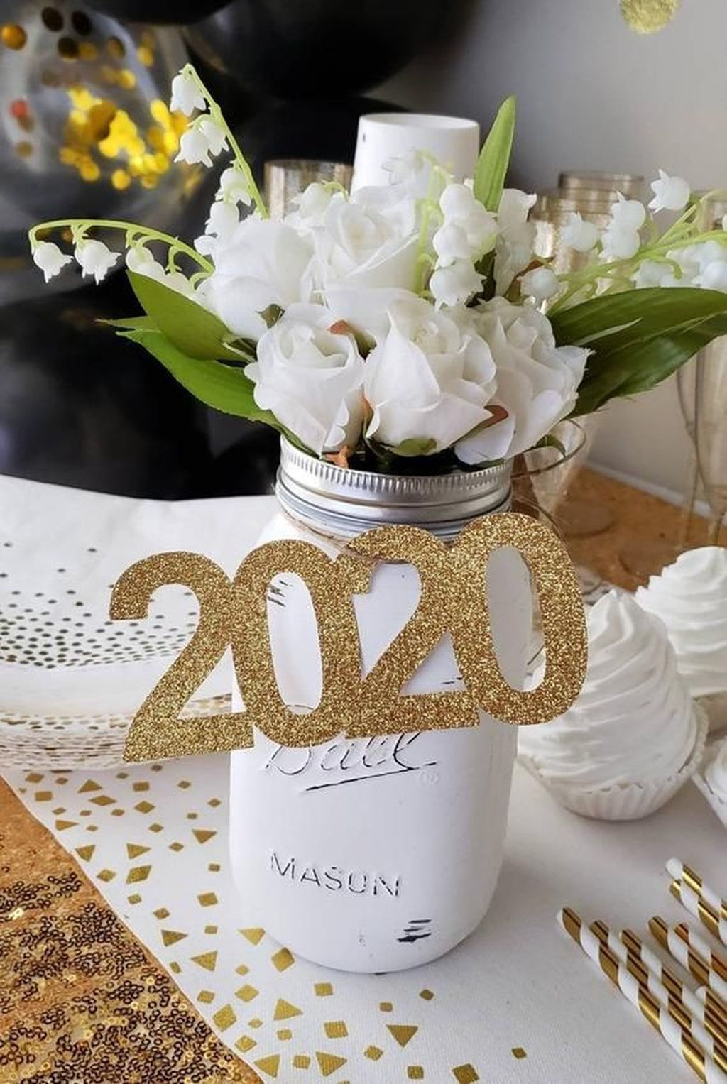 30+ Best Decoration For New Years Eve Party That