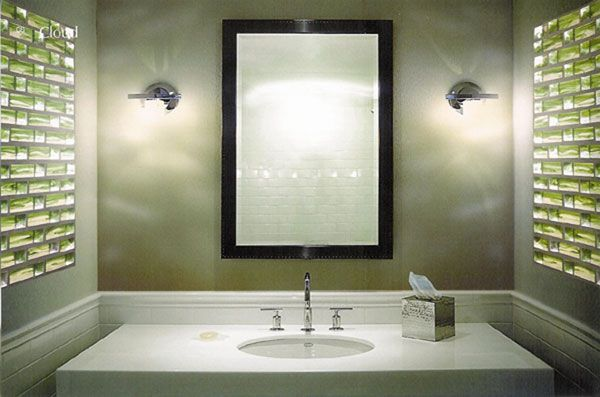 Bagno Vetromattone ~ Bricks in the seves glass: glass flooring walkable design examples