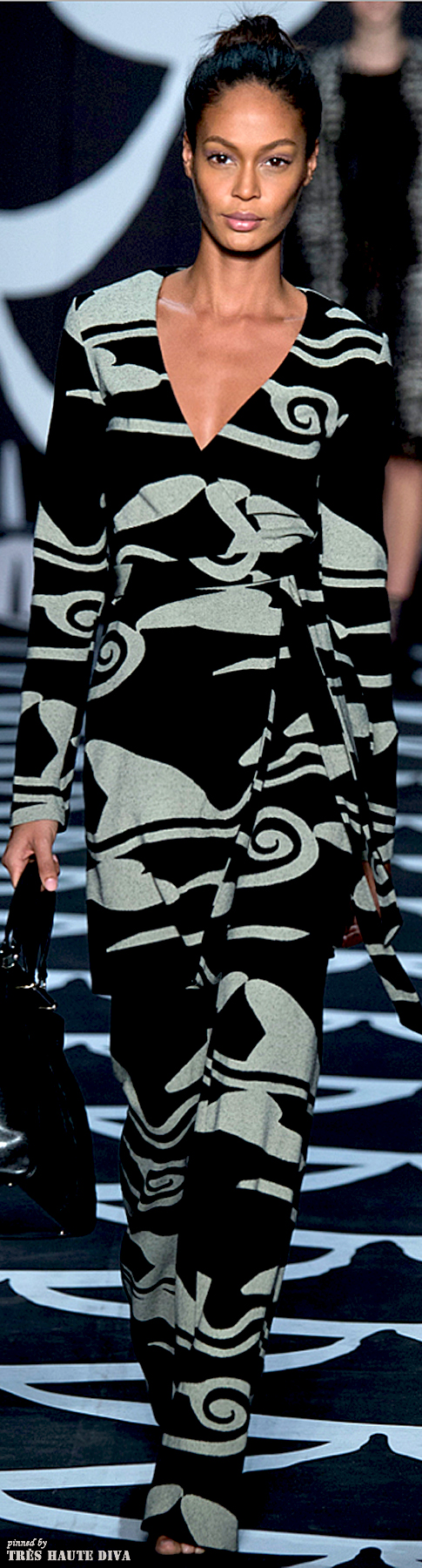 #NYFW Diane von Furstenberg Fall 2014 RTW  http://www.vogue.com/fashion-week