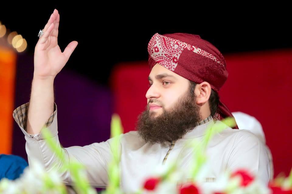 Hafiz Ahmed Raza Qadri Looking so Graceful MashAllah. | Hafiz ...