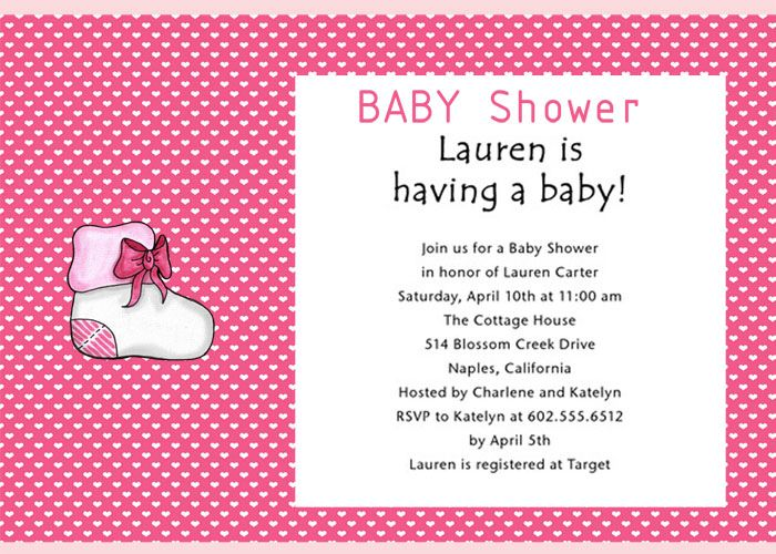 cutiebabes baby shower invitation wording ideas, Baby shower invitation