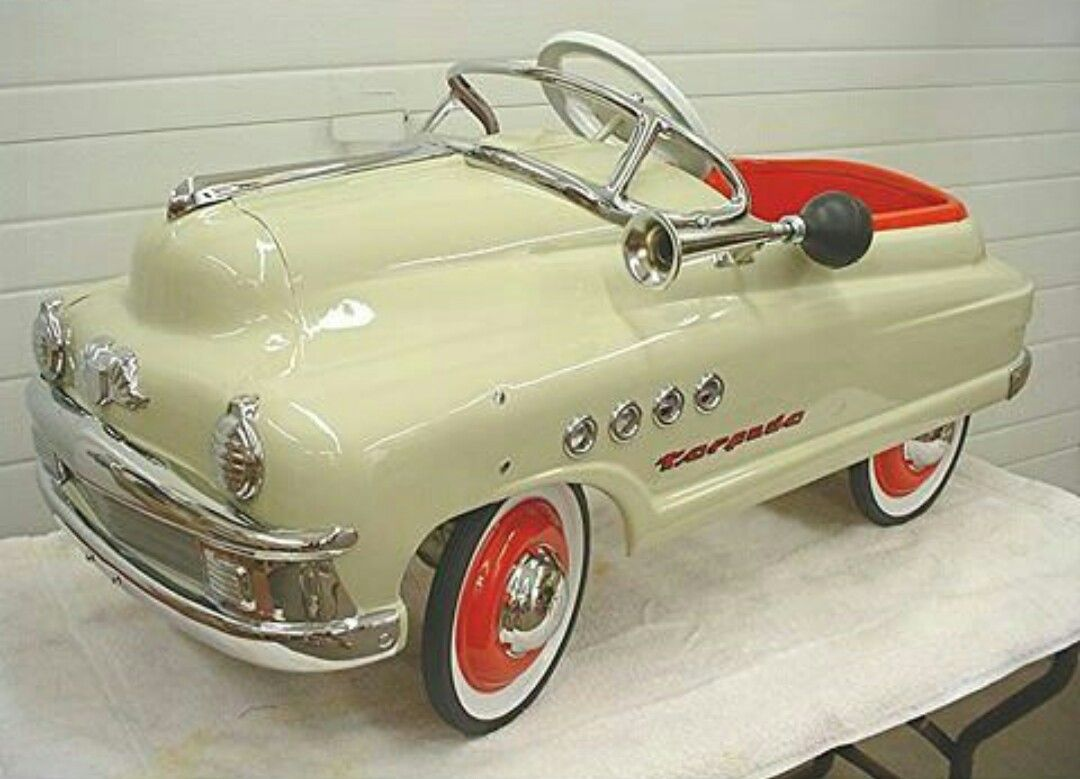Pin By Tonya Renee Schechter On Pedal Cars Pedal Cars Vintage Pedal Cars Retro Cars