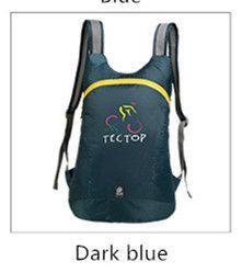 TECTOP Outdoor Couples Casual Camping Mountaineering Backpack Bag Women Men  Sport Trekking  Hiking Ultra-light Tourist Backpacks 9b100f3095e65