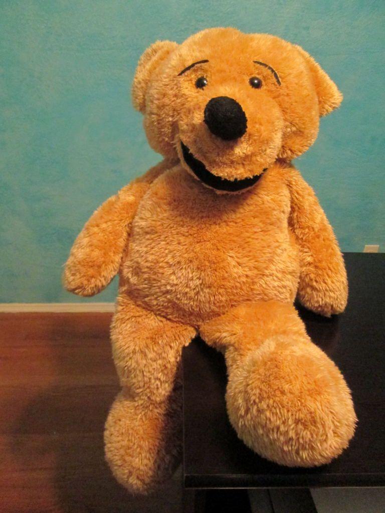 how to make a big teddy bear