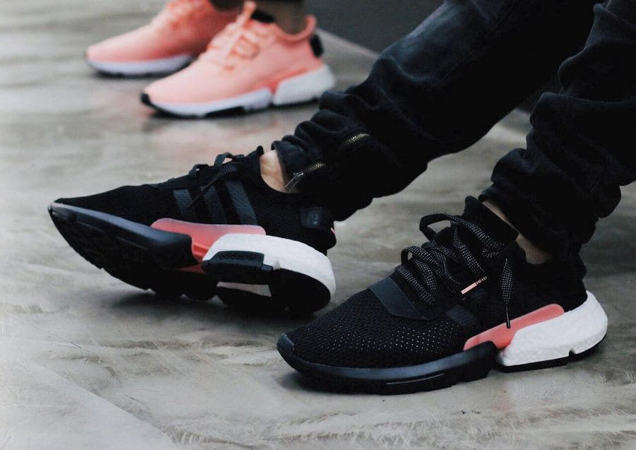 Adidas POD-S3.1 'Core Black Clear Orange' | kicks in 2019 ...