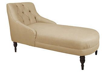 Furniture: Seating: Chaises & Lounges - One Kings Lane $699