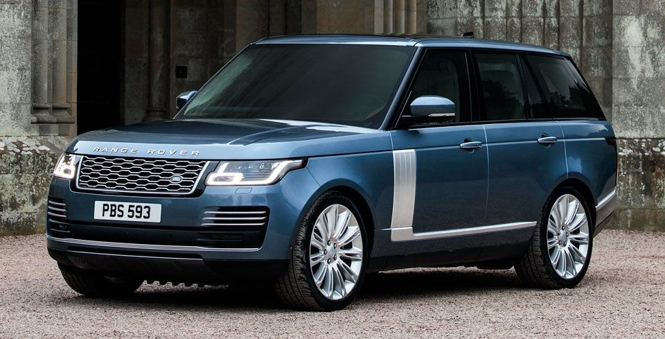 2018 Range Rover (With images) Range rover, Cheap car