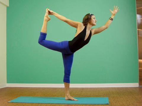 utkata konasana the goddess pose  standing yoga poses