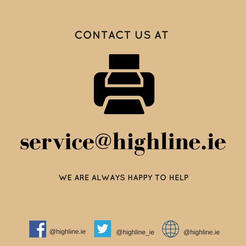 For All Toner, Parts Or General Service Enquiries, Email