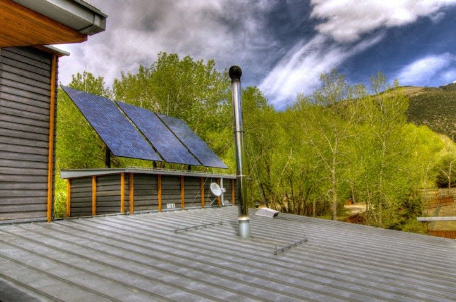 Off The Grid Mansions Solar Solar Technology Building A House