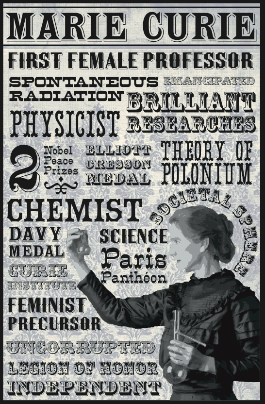 6 inspiring quotes badass female scientist marie curie