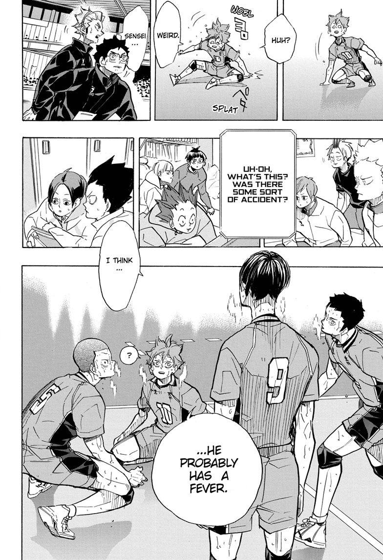 Haikyuu Chapter 365 Read Haikyuu!! Manga Online in 2020