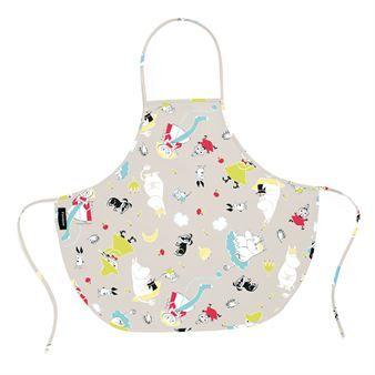 Moomin children's apron -