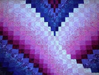 Free Bargello Heart Quilt Pattern | ... pink bargello ribbon by ... : heart bargello quilt pattern - Adamdwight.com