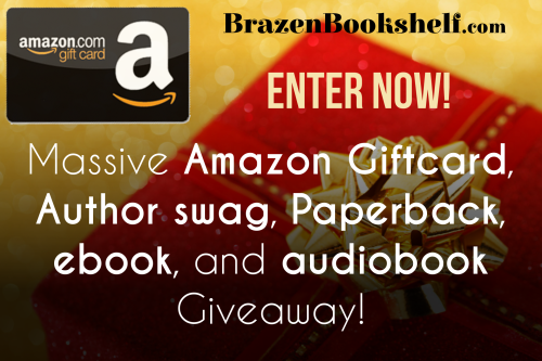 Massive Amazon Gift Card Author swag Paperback ebook and