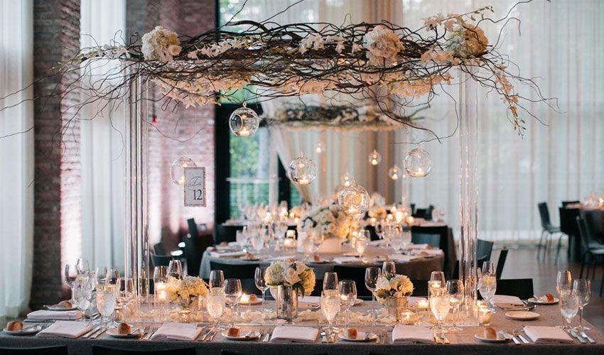 4 Unique Upstate New York Wedding Venues Wedding table