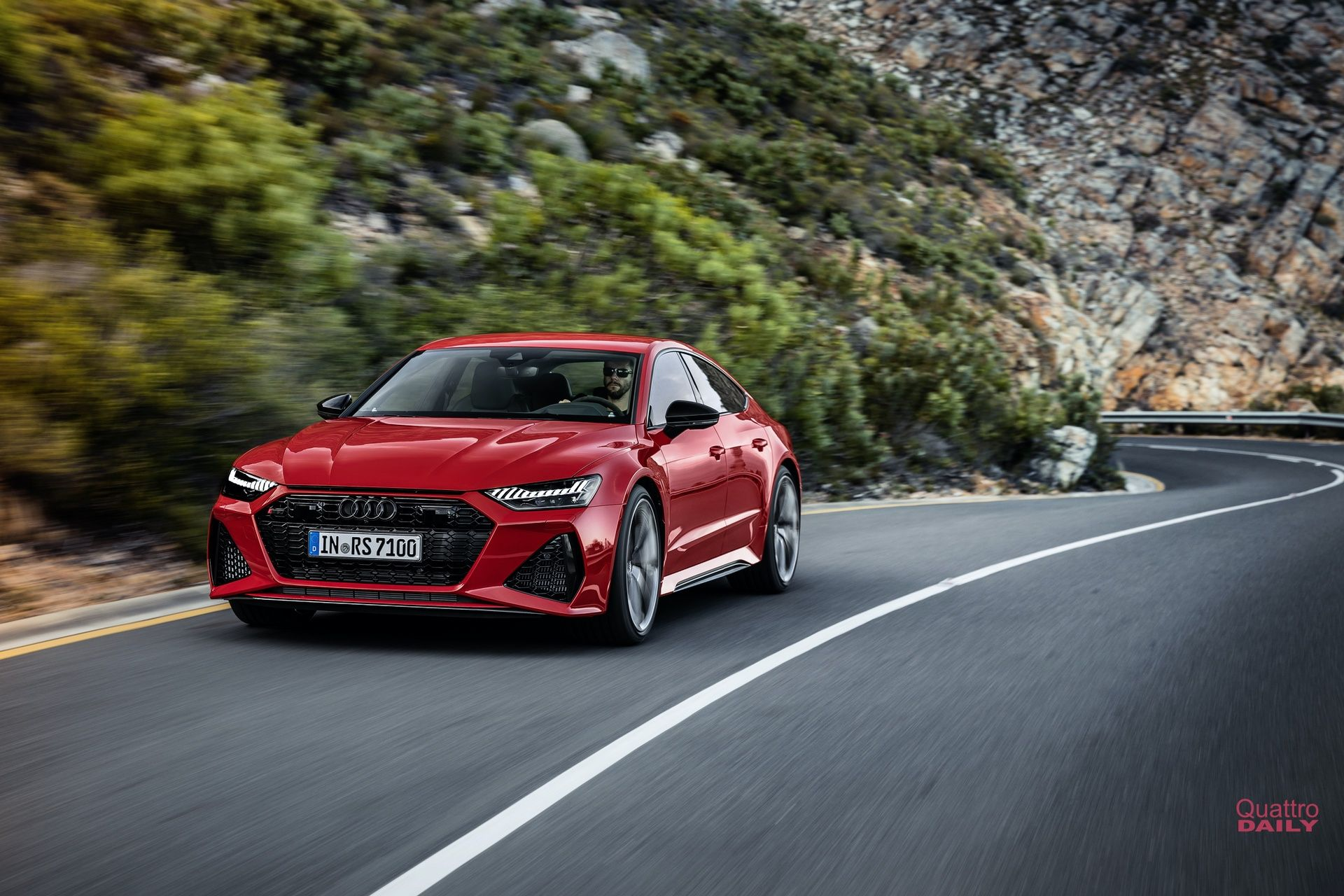 Video Audi Rs7 Sportback Review By Carwow Faster Than We Thought Audi Rs7 Sportback Rs7 Sportback Audi Rs7