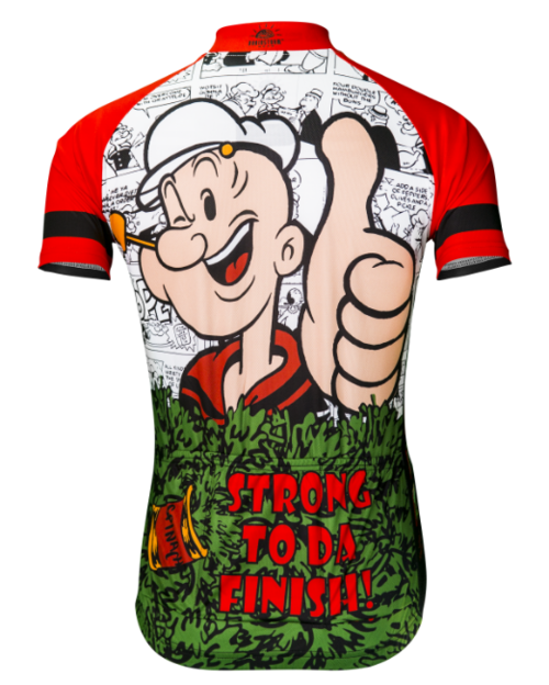 Popeye Cycling Jersey