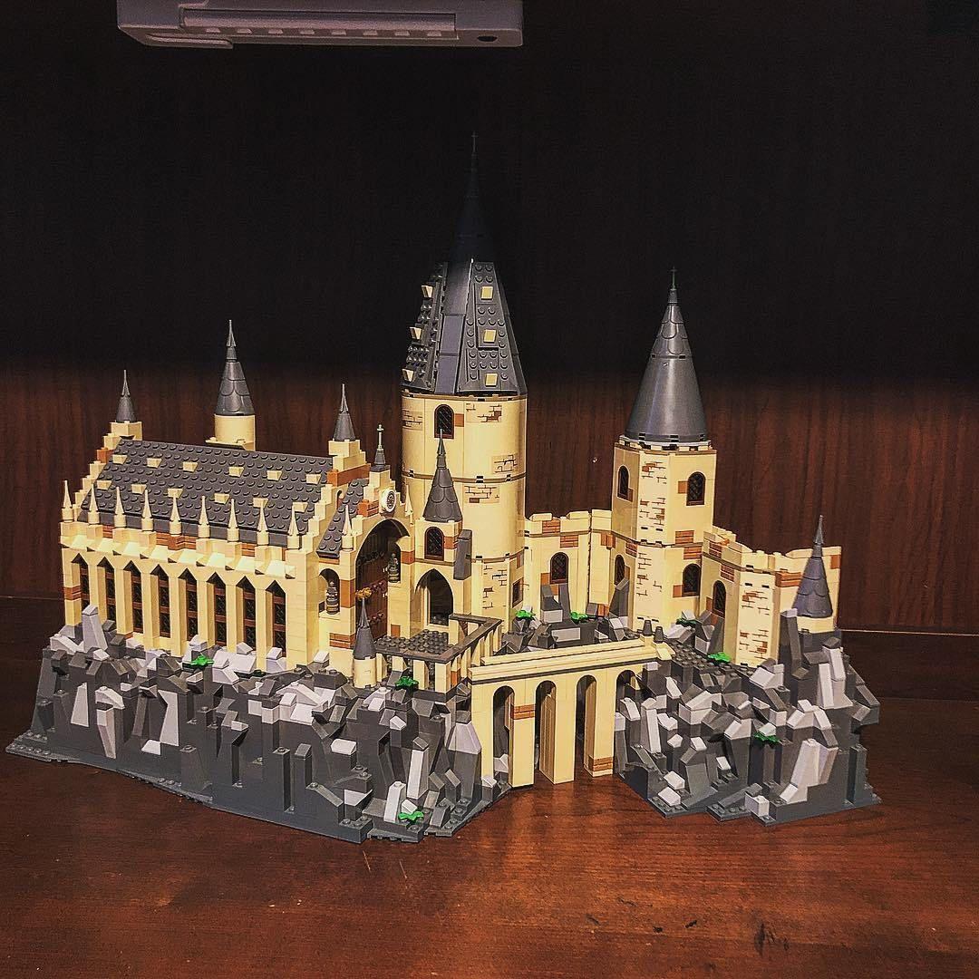 Harrypotterlego Lego Harrypotter Lego Ideen Lego Sets