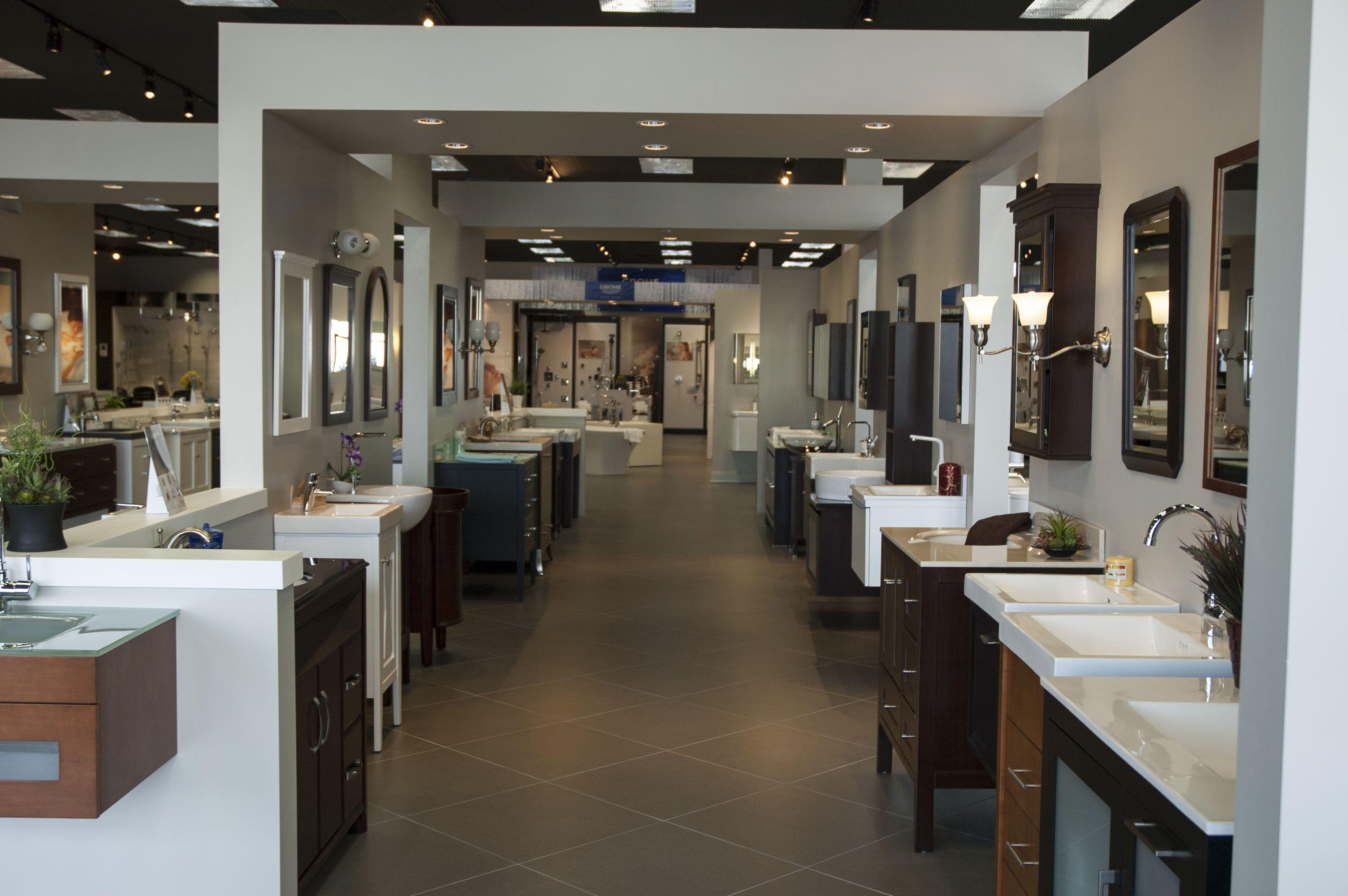 Inspired Kitchen + Bath featuring stunning lifestyle displays ...