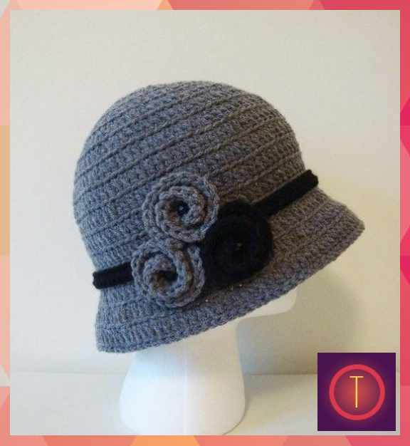 Items similar to Symbol Crochet PATTERN & Colorful step by step images - PDF format - Crochet Bucket Cloche - Instant download on Etsy #Bucket #Cloche #Colorful #CROCHET #Download #etsy #format #Images #Instant #Items #PATTERN #pdf #similar #step #Symbol