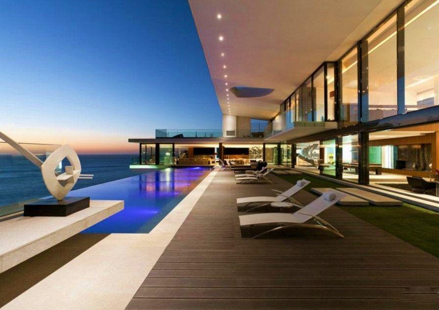 House Dakar Sow House Interior Design by