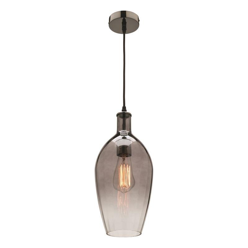 Mercator 240v Belmont Smoke Light Pendant Bunnings Warehouse Pendant Lighting Entry Lighting Light