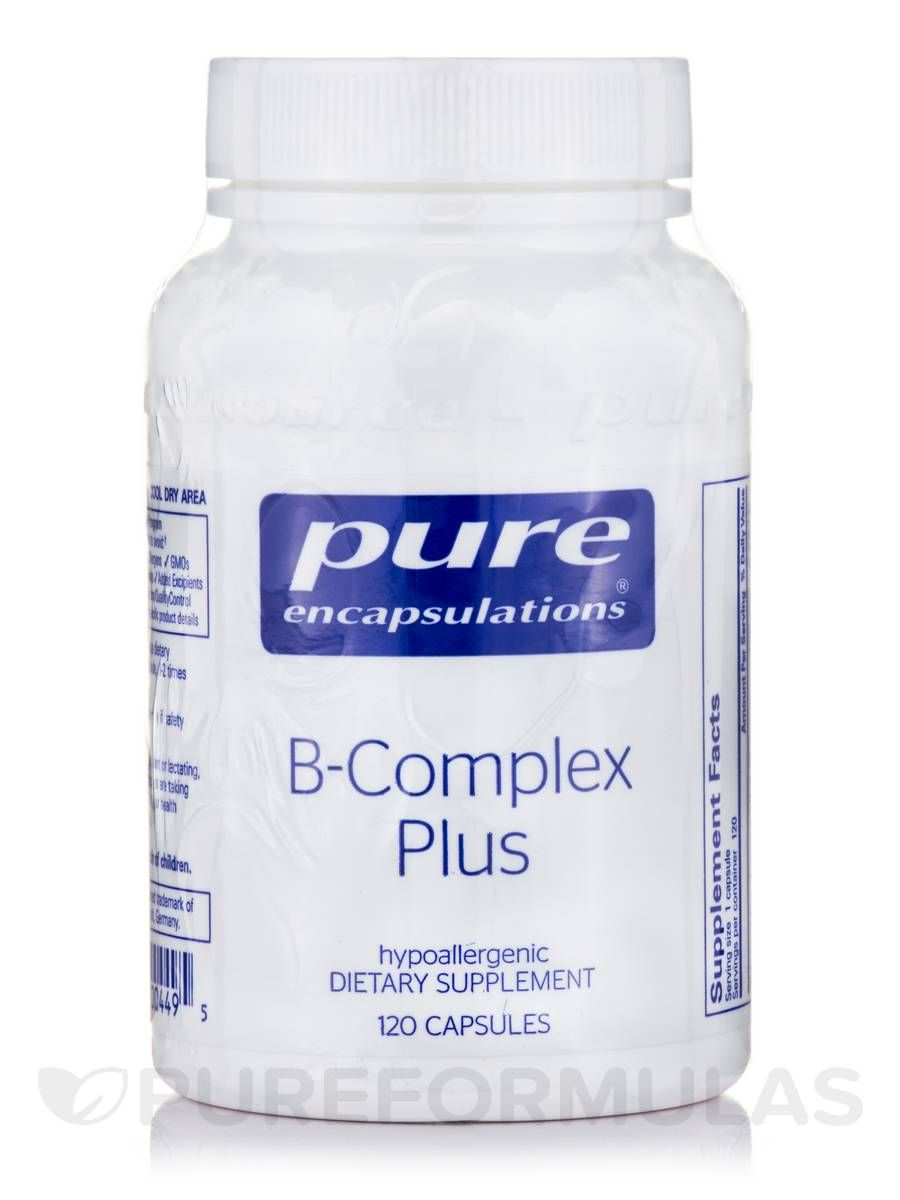pure encapsulations b complex