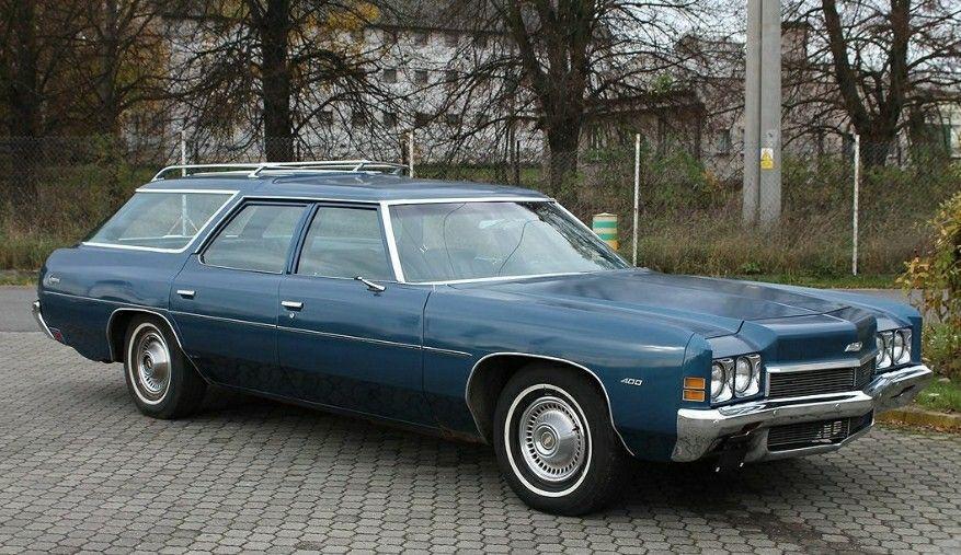 1972 chevy impala station wagon chevroletclassiccars chevrolet rh pinterest com