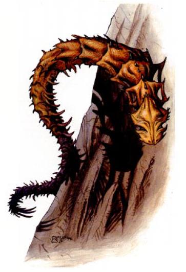 [Let's Read] AD&D 2e Dark Sun Monstrous Compendium Appendix II: Terrors beyond Tyr - Page 38