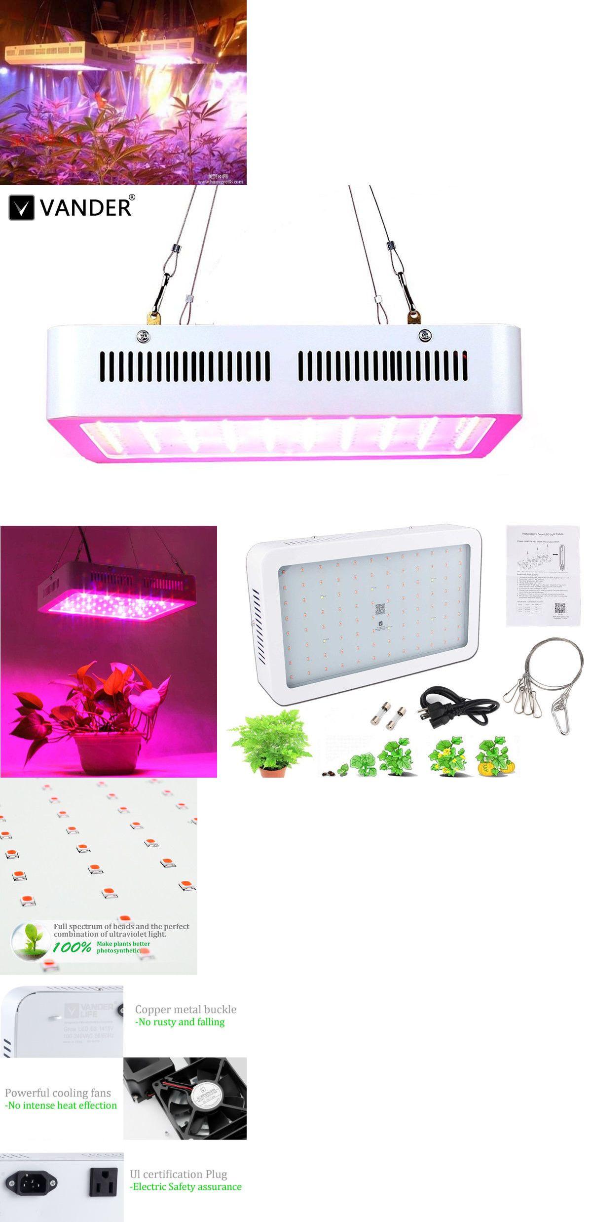 Grow Light Kits 178989 600w Led Grow Light Hydro Full Spectrum Veg Flower Indoor Plant Lamp Panel Ma Buy Plant Lighting Indoor Flowering Plants Grow Lights