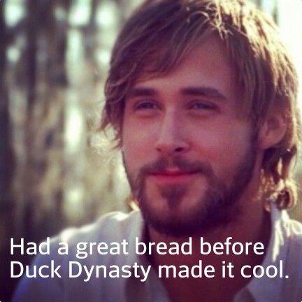 Ryan Gosling Duck Dynasty Funny
