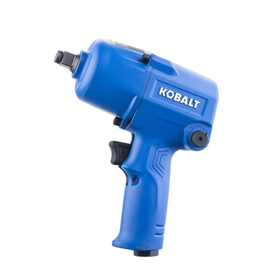 Kobalt 0 5 In 400 Ft Lbs Air Impact Wrench Sgy Air227 In 2020