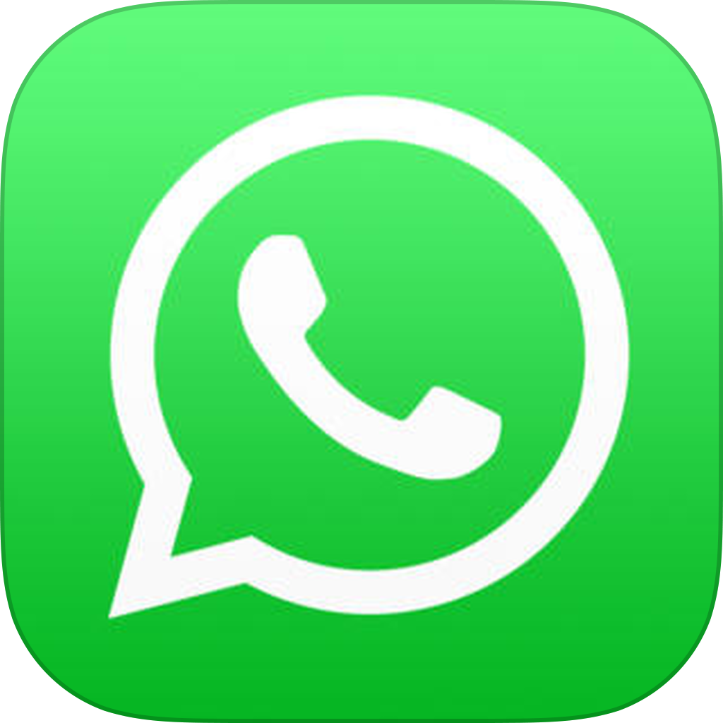 WhatsApp Messenger App Gets Read Receipts App logo, Ipod