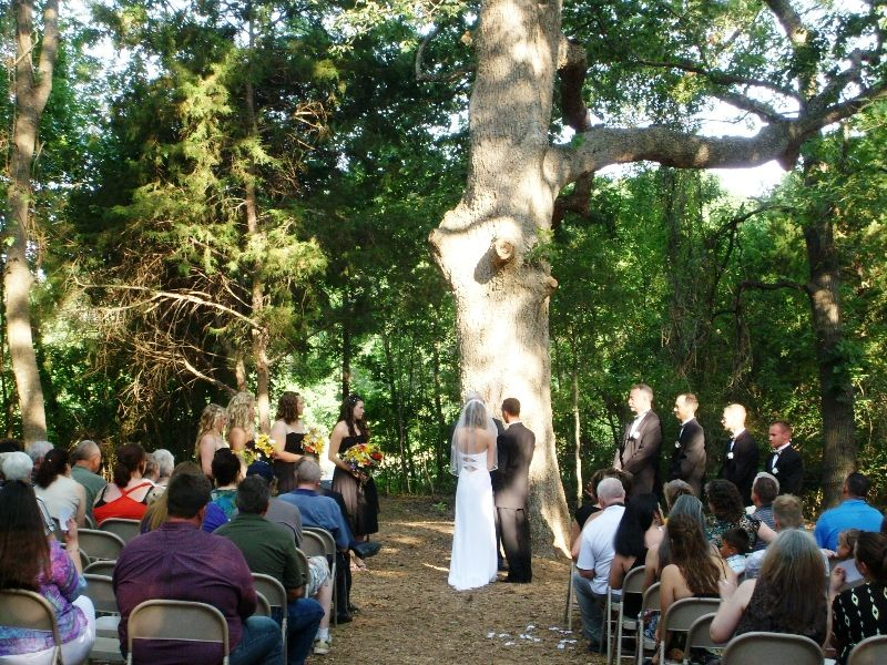 With Over 250 Private Secluded Acres Chandlers Gardens Is The Perfect McKinney TX Outdoor Wedding Venue Secret Garden