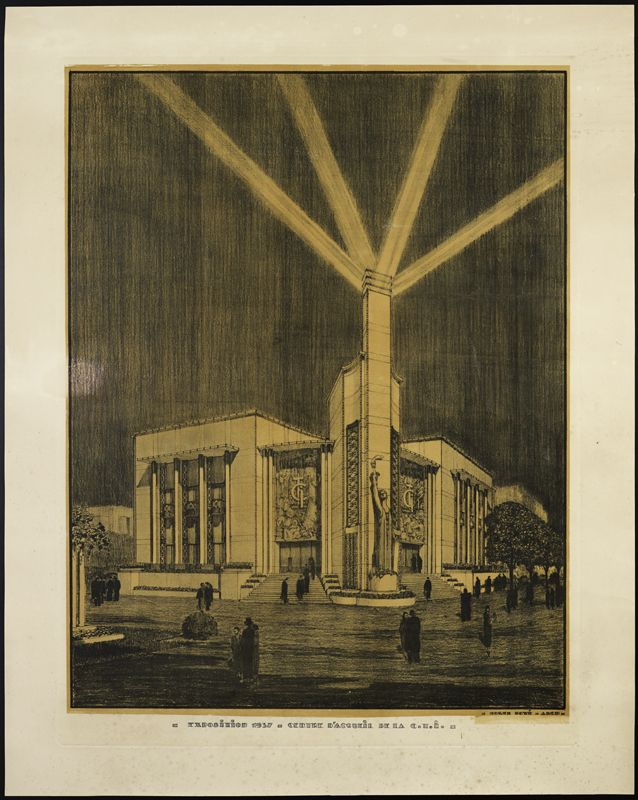 crisis and commerce world s fairs of the 1930s new exhibit opens