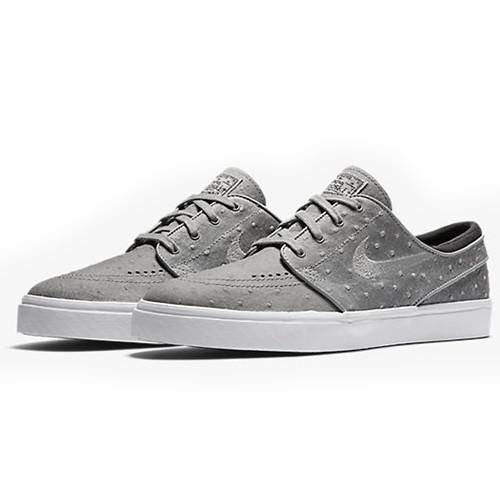 4b20a0f0168 Nike SB Stefan Janoski L Skateboarding Shoes Mens 10 Dust Black 616490 008   Nike  Skateboarding