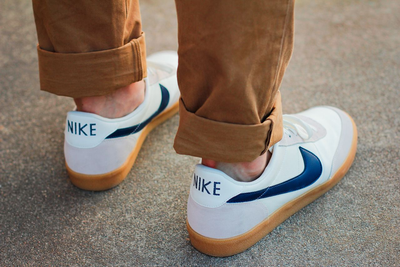 nike killshot 2 sneakers j.crew (image via edward h)