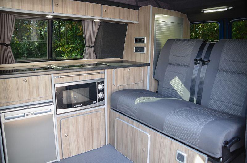 Bodans Uk Ltd Specialise In VW Campervan Conversions Campervans For Sale