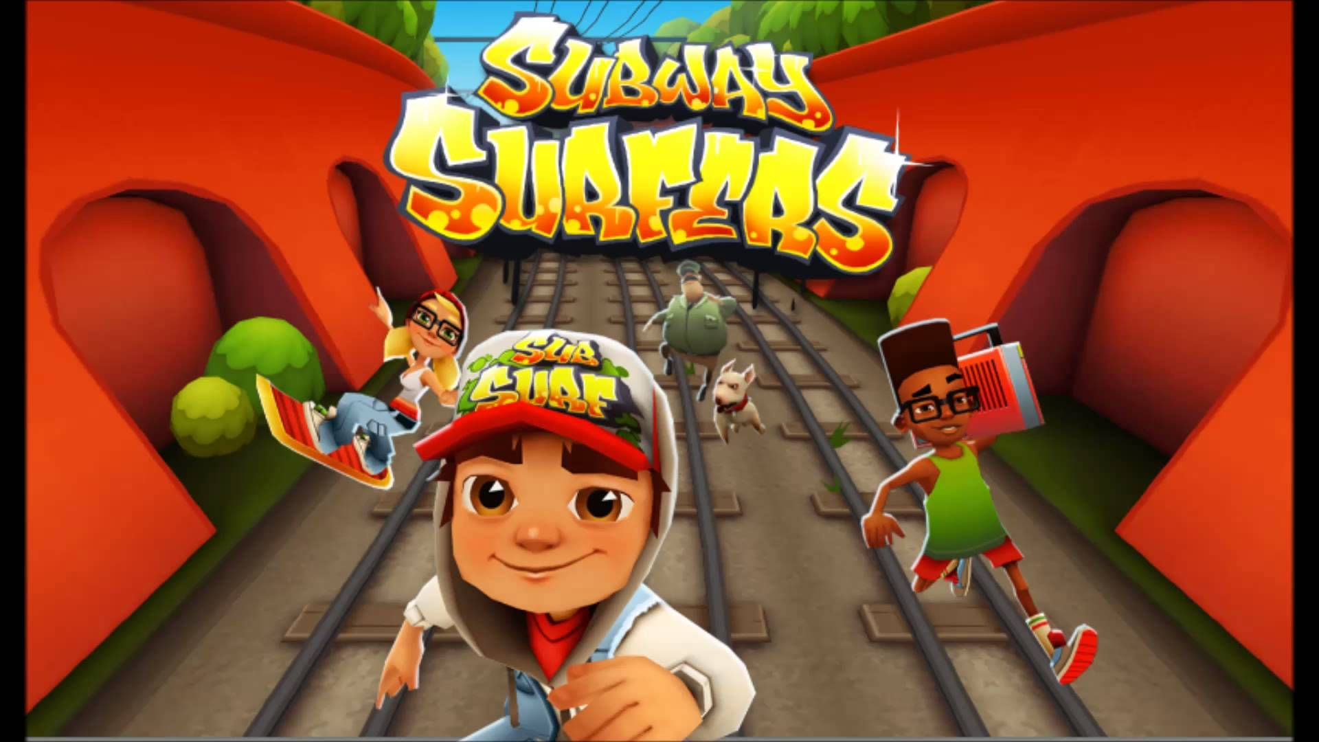 subway surfers game unlimited coins and keys free download for android