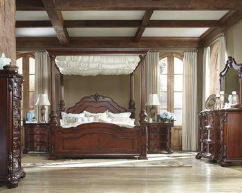 ashley furniture b698 bedroom set turn any home into a castle rh pinterest com