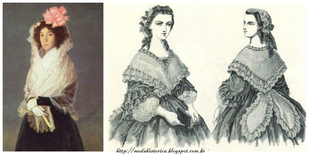 vestidos principios siglo XIX - Buscar con Google