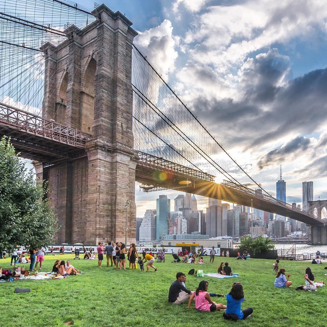explore the wonders of brooklyn bridge park your backyard during