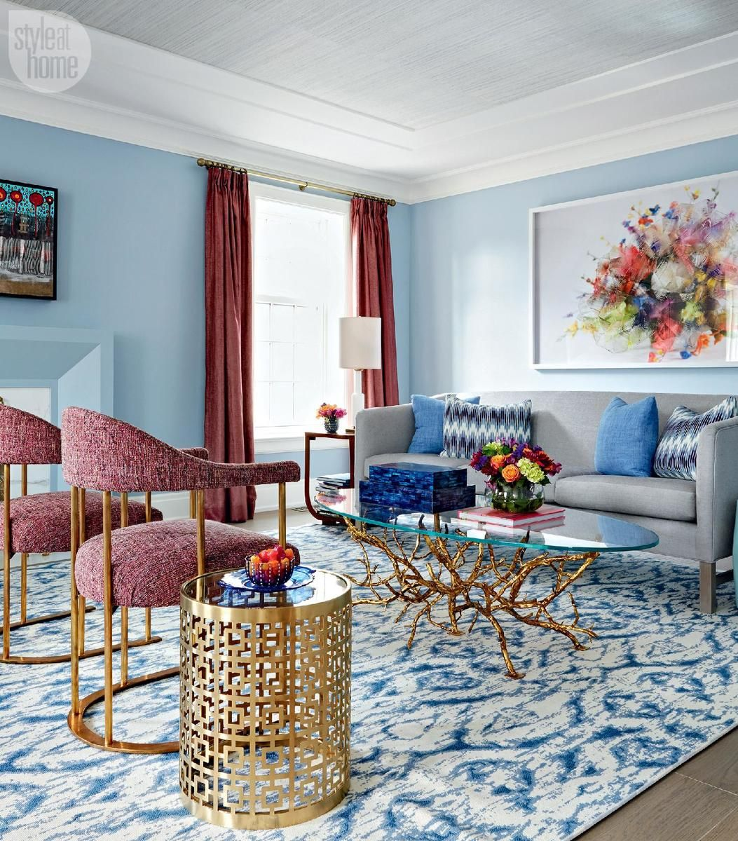 11 bold interiors not for the faint of heart images