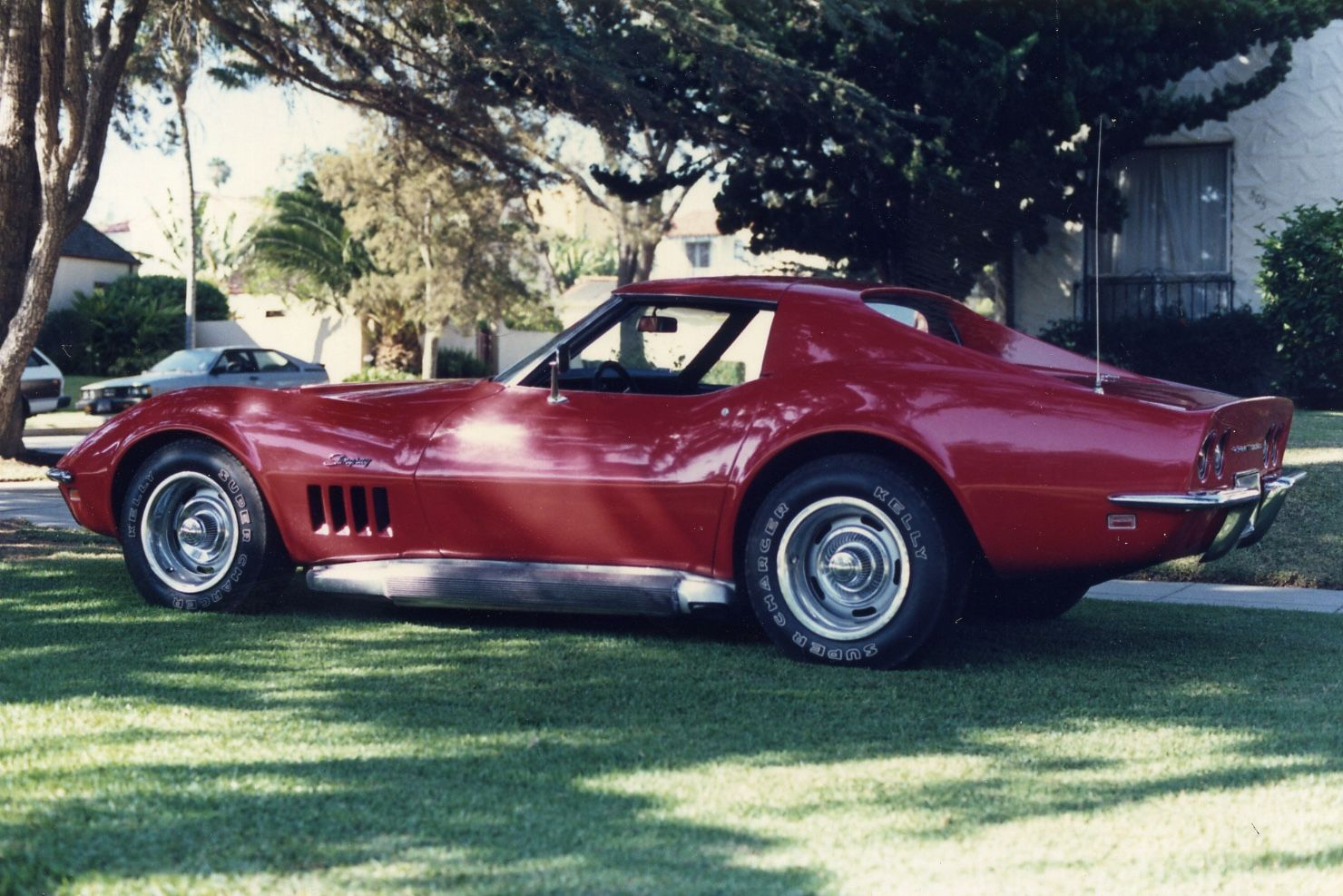 1969 corvette stingray with 427 390 and