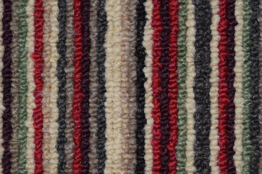 Best Funky Red Multi Pin Stripe Carpet Action Back Remnant 2 400 x 300