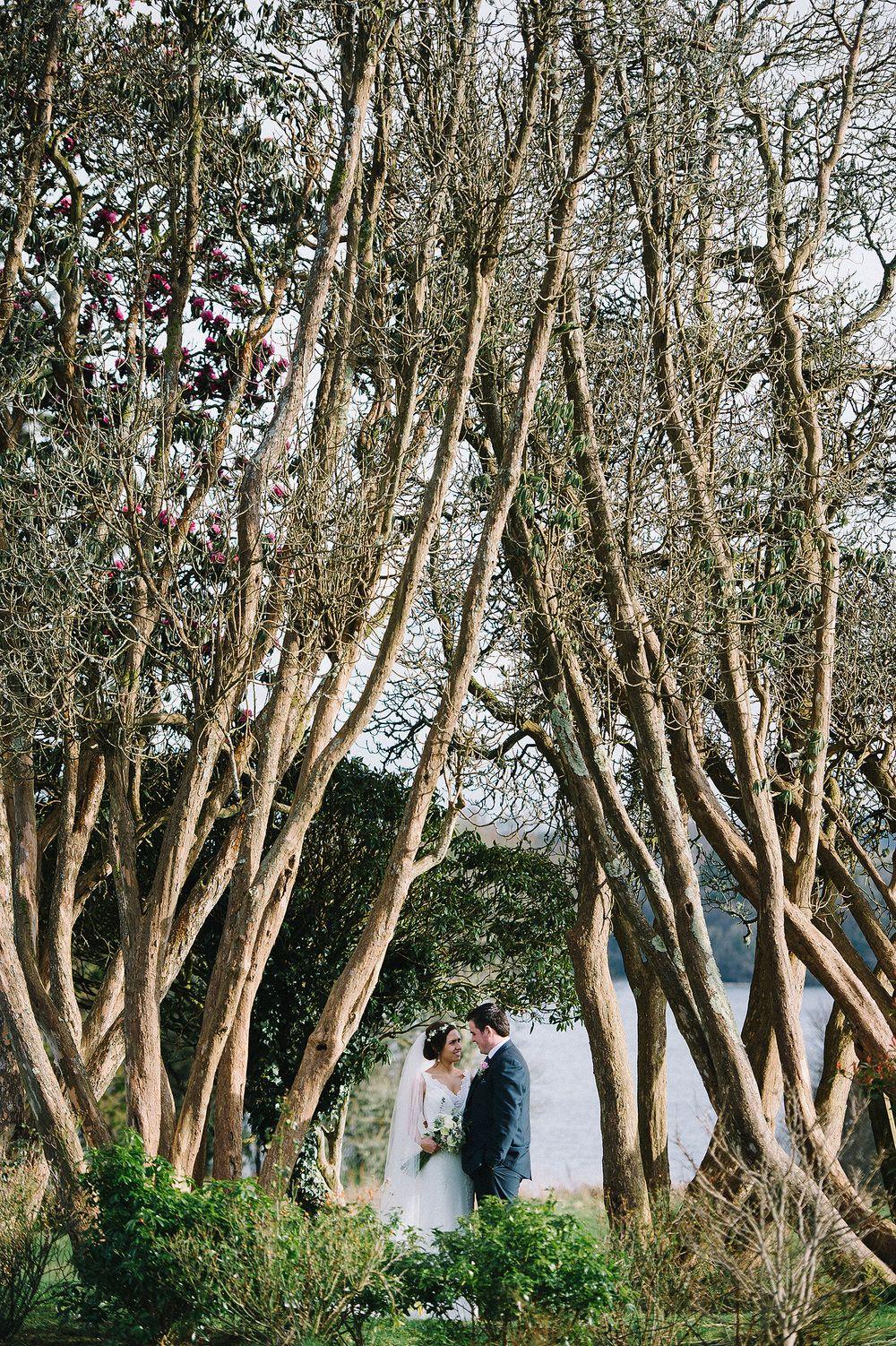 interesting wedding venues ireland%0A Kilronan Castle Wedding Eimear And Niall Weddingdates  Wedding Venues  IrelandWinter